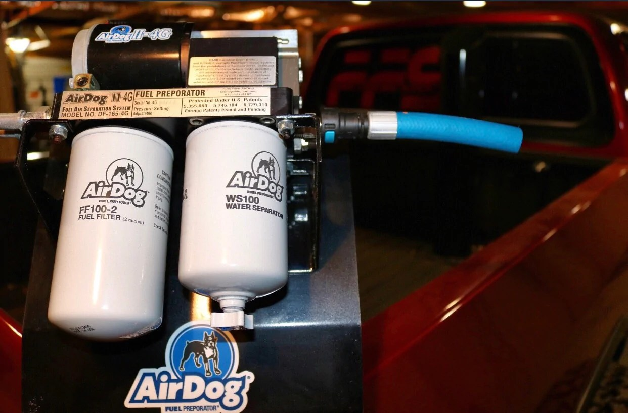 hight resolution of airdog ii 4g 2nd gen p pump 1994 1998 dodge cummins 5 9l