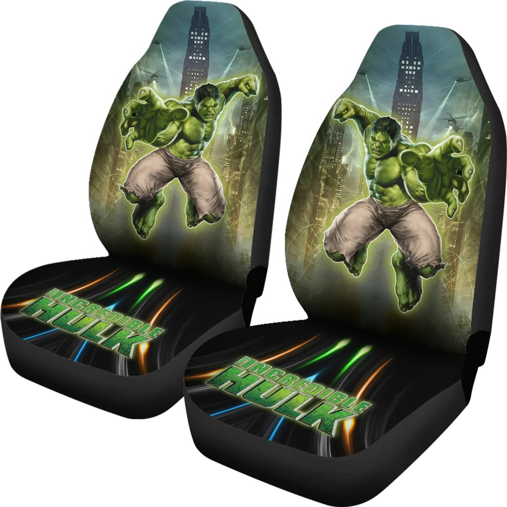 Incredible Hulk Seat Covers For All Car Offersplace