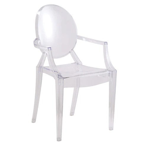 ghost chair replica weird guy philippe starck louis designer seating