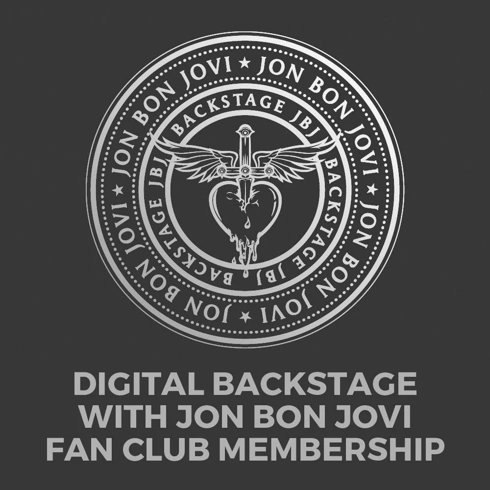 digital backstage with jbj