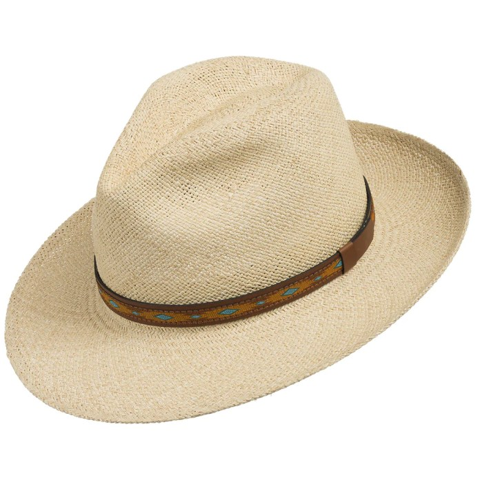 Popular Hats - Fedora Packable Hat