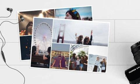 collage prints hn photos