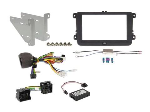 kit 7vwx300 kit d installation 7 pouces pour autoradio alpine limo2