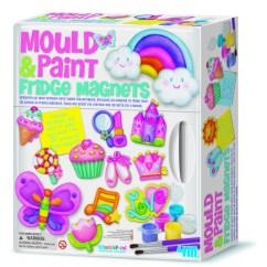Kitchen Magnets Computer Desk 4m P3536 Mould Paint Deluxe Fridge Castle Toys