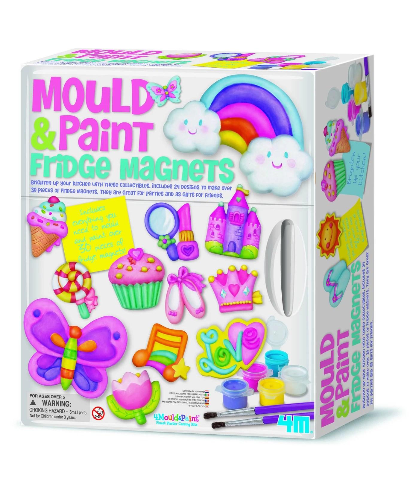 kitchen magnets free standing units 4m p3536 mould paint deluxe fridge castle toys