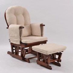 Baby Glider Chair Australia Hickory Dining Chairs Breast Feeding Sliding Rocking With