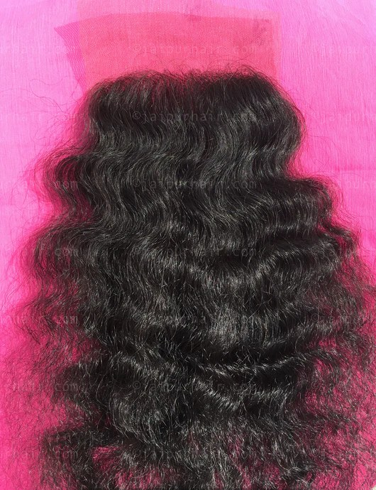 curly lace closure indian