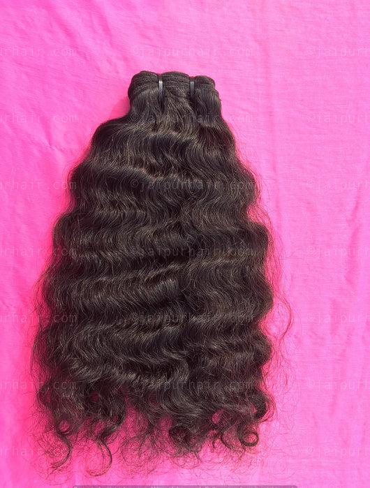 raw indian curly hair virgin