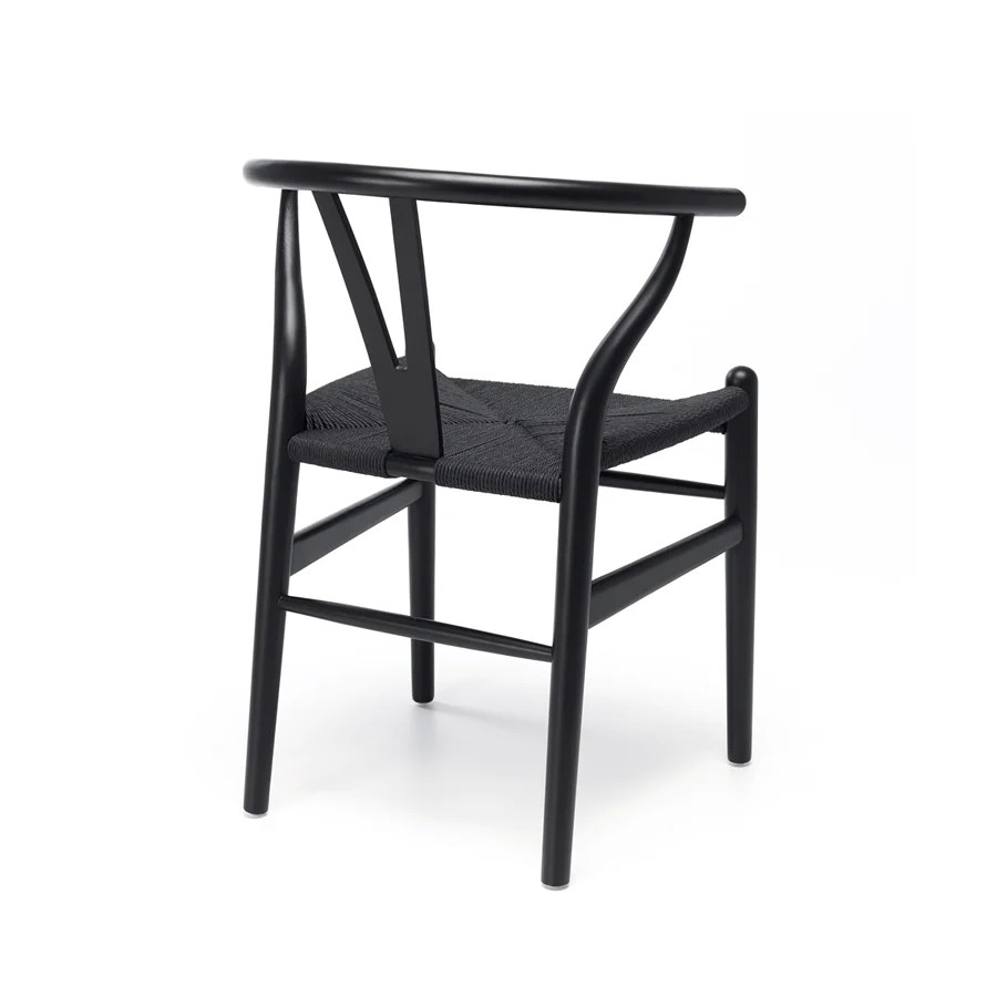 Wishbone Dining Chair Wishbone Dining Chair Black