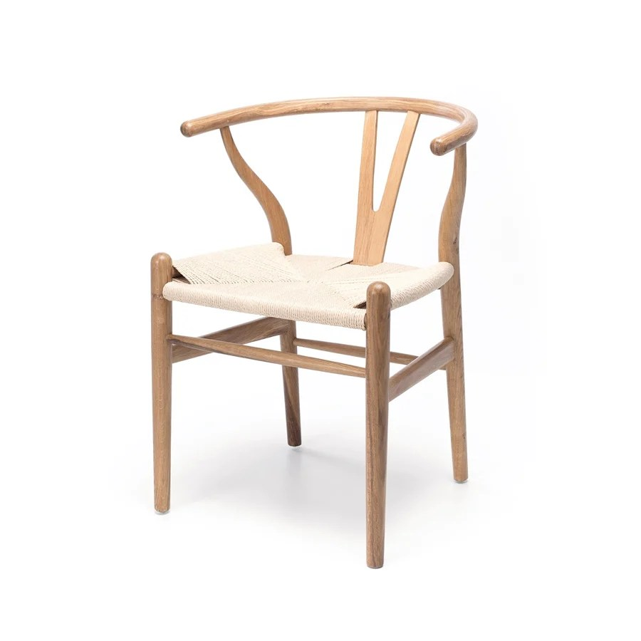 Wishbone Dining Chair Wishbone Dining Chair Natural