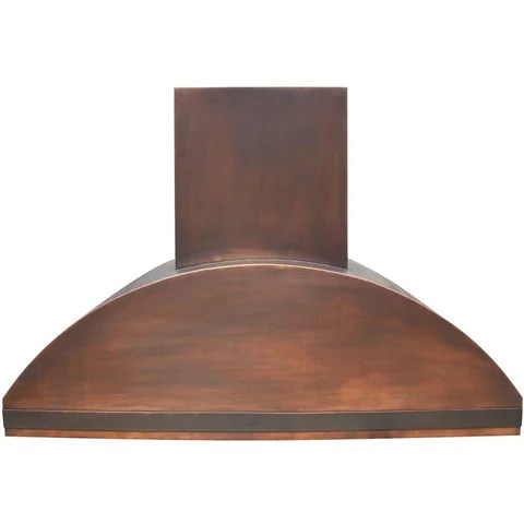 hood kitchen window treatment ideas copper range hoods chariot wholesale crh 023