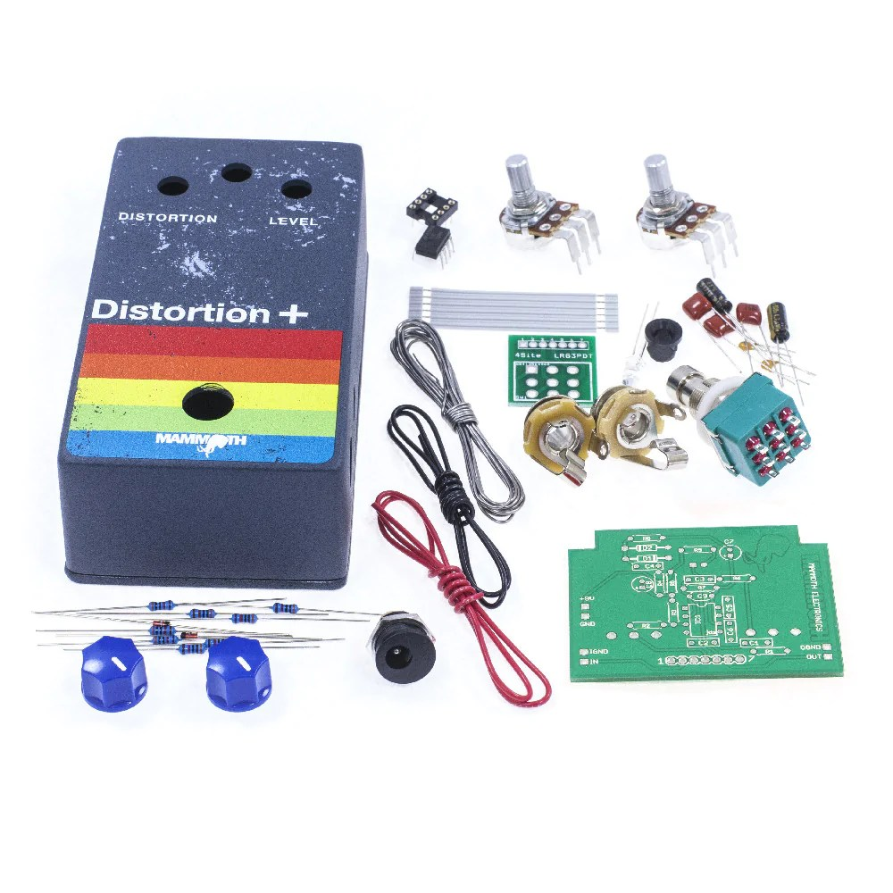 small resolution of distortion plus kit