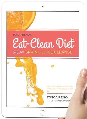EatClean Diet 5 Day Juice Cleanse  Tosca Reno