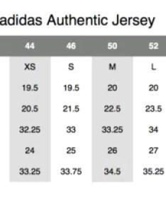 Adidas basketball jersey size chart hockey also mersnoforum rh