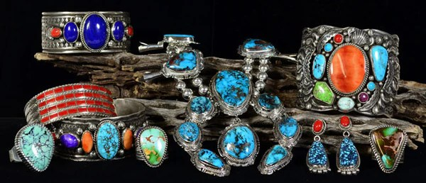 Native American Jewelry from Hopi Navajo Zuni and More  PuebloDirectcom
