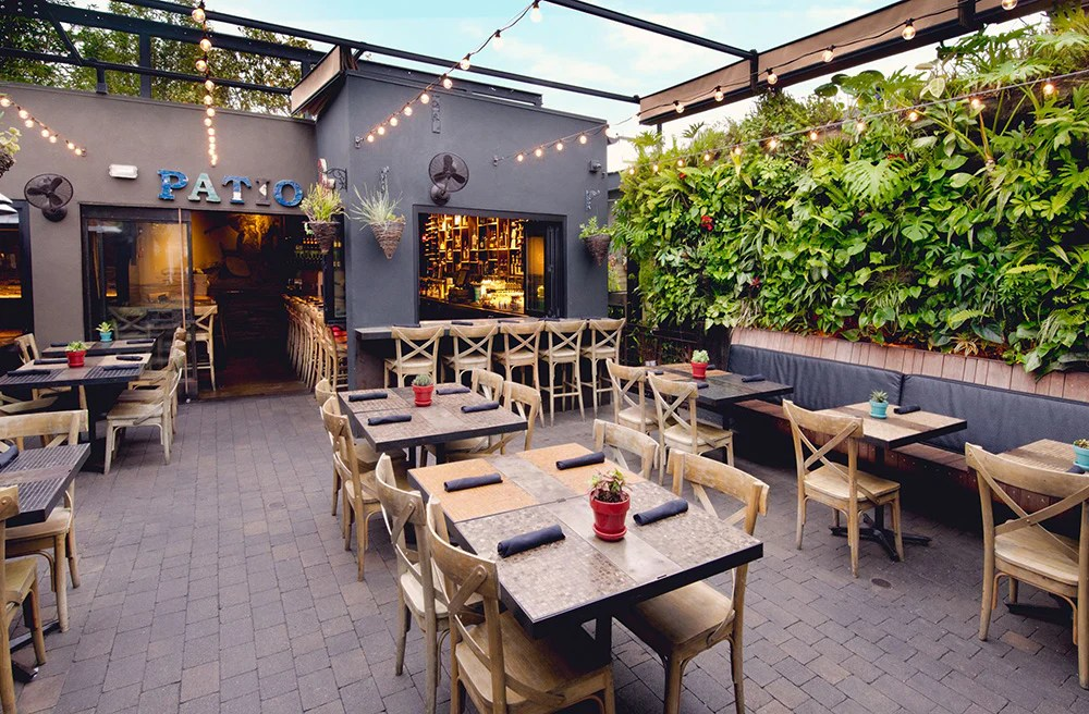 san diego with outdoor seating