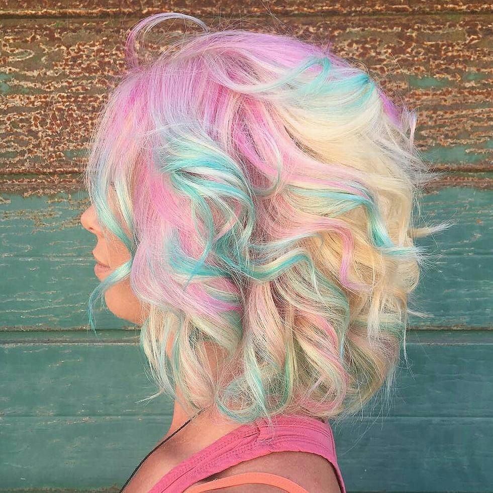 iroiro natural semi-permanent hair