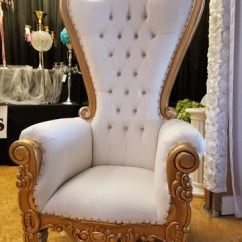 Throne Chairs For Rent Pink Gaming Chair Wedding Rentals In Orlando Florida Centerpiece Love Seat