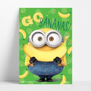 b2 poster go banana