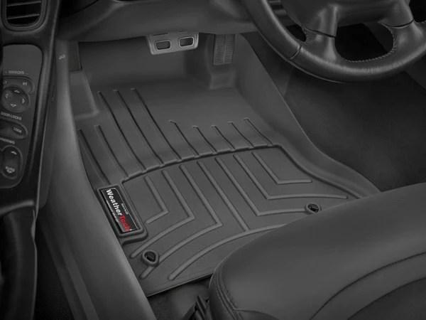 C5 Corvette WeatherTech FloorLiner Mats  Front
