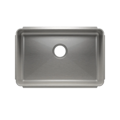 Ss Kitchen Sinks Pick A Classic 25 5 X 17 10 Undermount Stainless Steel Sink