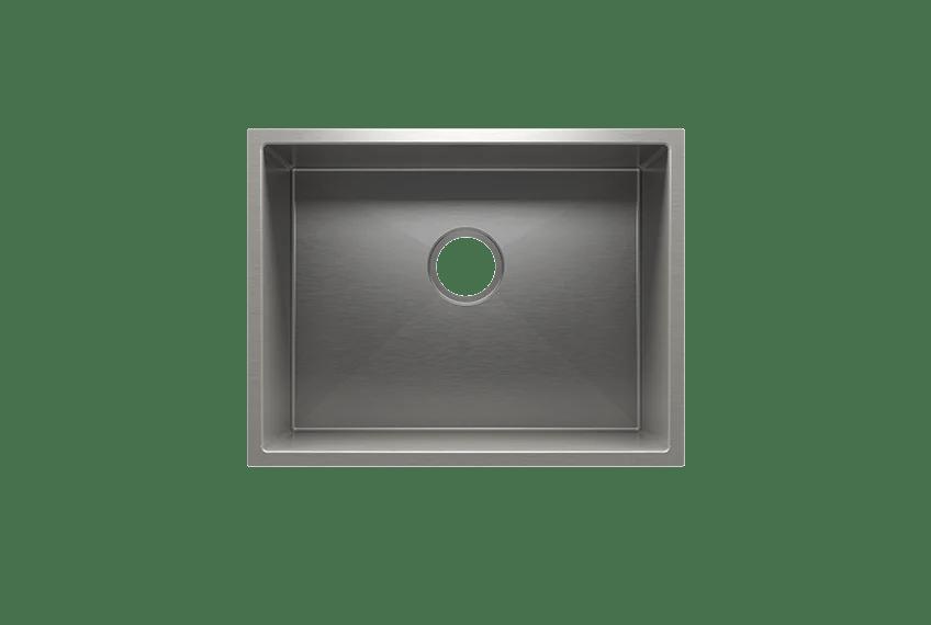j7 22 5 x 17 5 x 12 undermount stainless steel utility sink