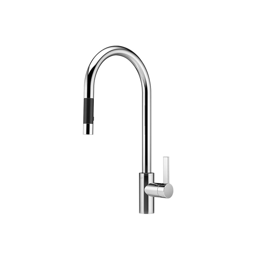dornbracht faucet kitchen quartz tara ultra pull down montaggio 1 338 00 made bydornbracht