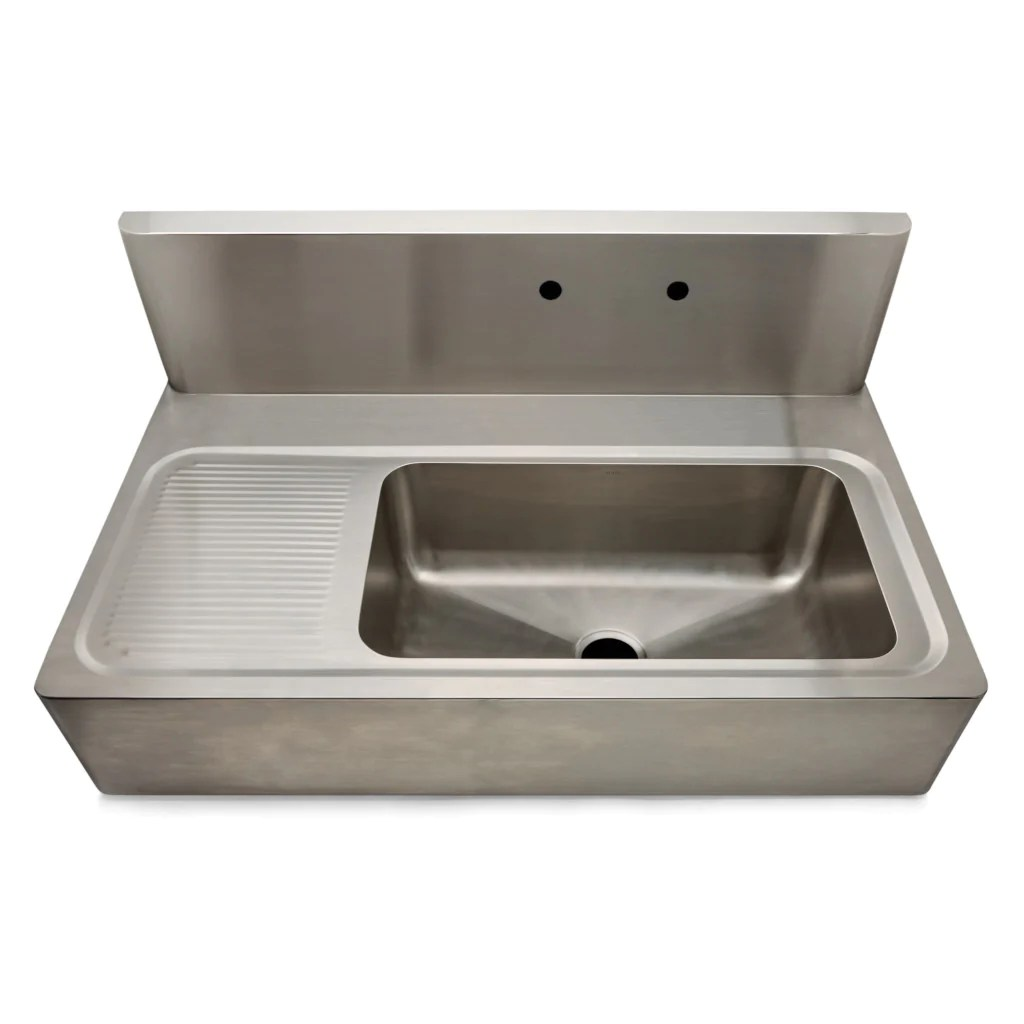 27 kitchen sink table centerpiece ideas kerr 48 x 1 8 22 stainless steel farmhouse apron with center drain backsplash and drainboard