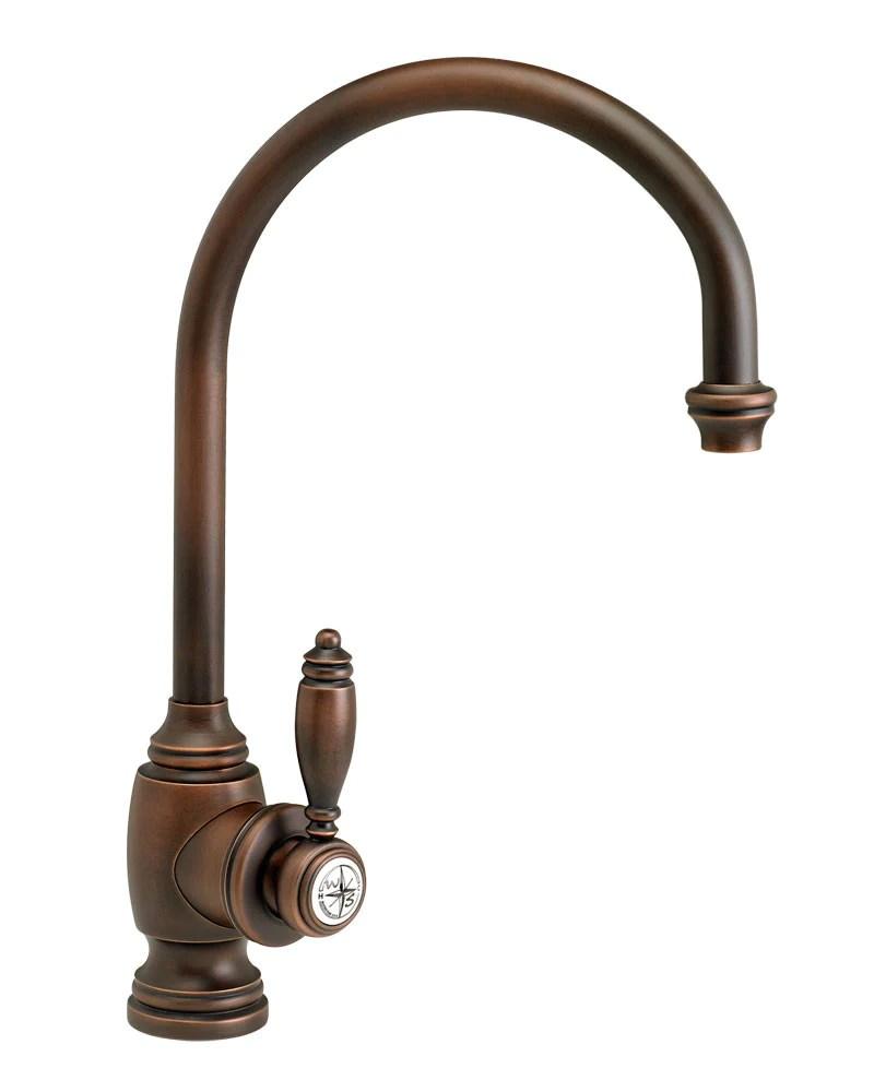 kitchen fauct tile floor hampton faucet c spout lever handle traditional montaggio
