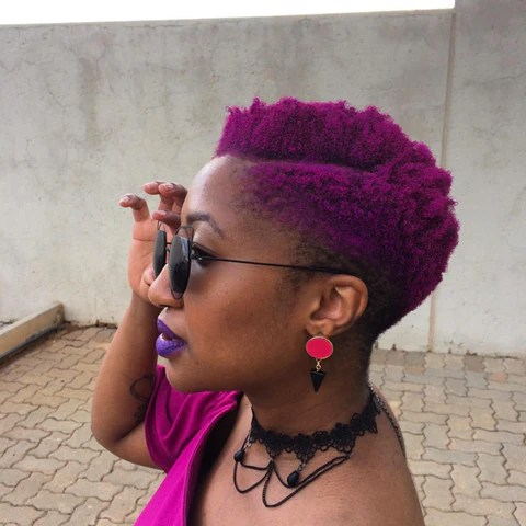 10 Simple Hairstyles For Short Natural Hair Or Twa Naturall Club