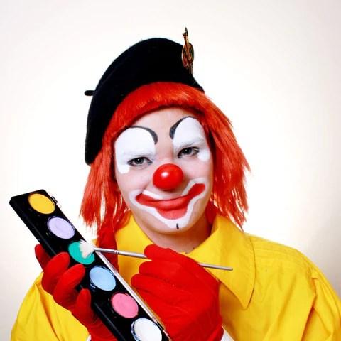 Clown Party Favor Soap Circus