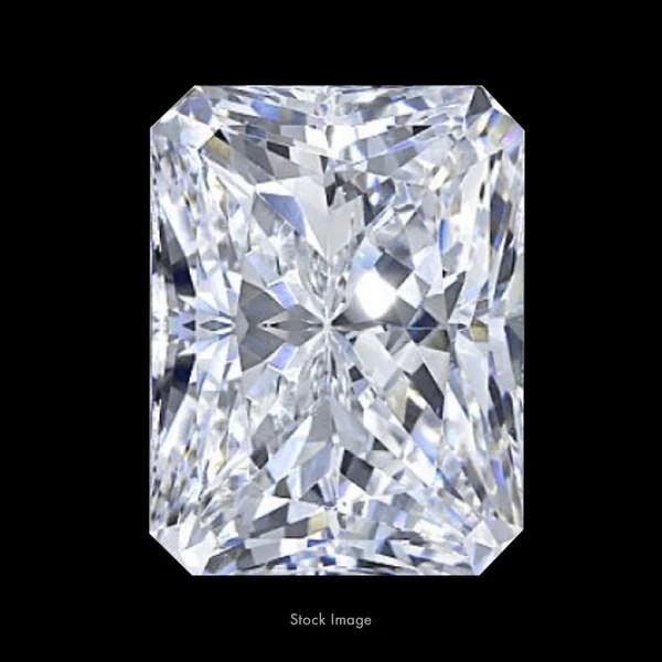 GIA 201 Ct GSI2 Radiant Cut Loose Diamond 66mint Fine
