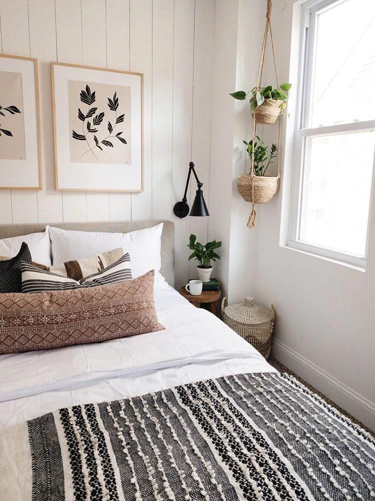 style an extra long lumbar pillow