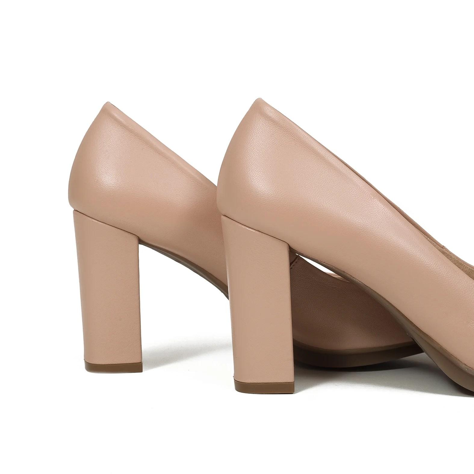 d07d9e5c Zapatos Salones | Nero Giardini Zapatos Online A719100d Negro Piel ...