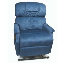 Golden Technologies Lift Chairs Blue Upholstered Dining Tech Comforter 28 Quot Extra Wide Chair Dual