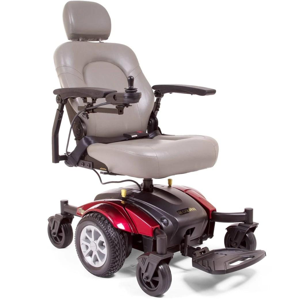 golden power chair metal porch chairs technologies compass sport powerchair gp605
