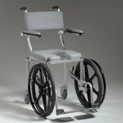 Shower Chairs With Wheels Chair Covers Party Hire Multichair 4020rx And Commode Wheelchair Front