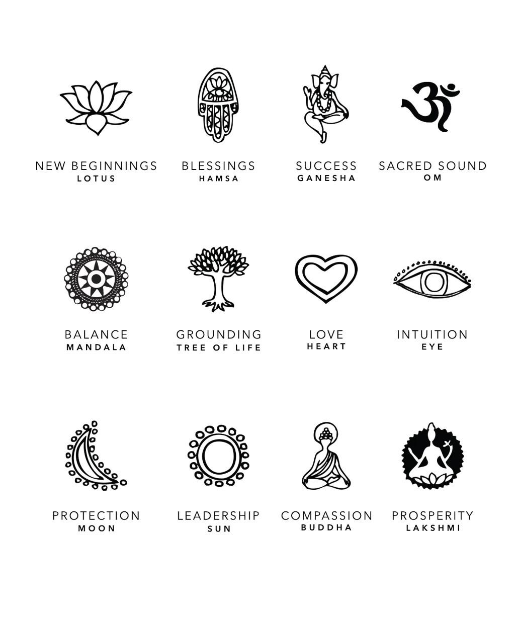 symbols satya jewelry