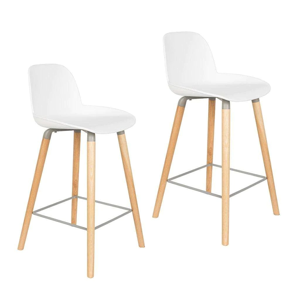 Counter Chair Albert Kuip Counter Stool White