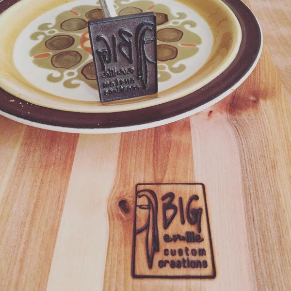 Custom Electric Wood Branding Iron
