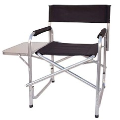 Chair Side Tables Canada Best High For 2 Year Old Gravitti Directors Camping With Table