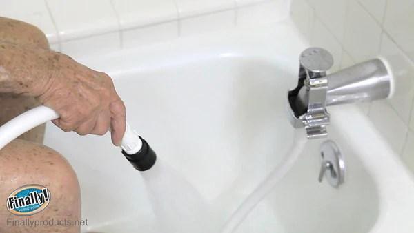 Home Care Bathtub Adapter Shower Kit For Handicapped