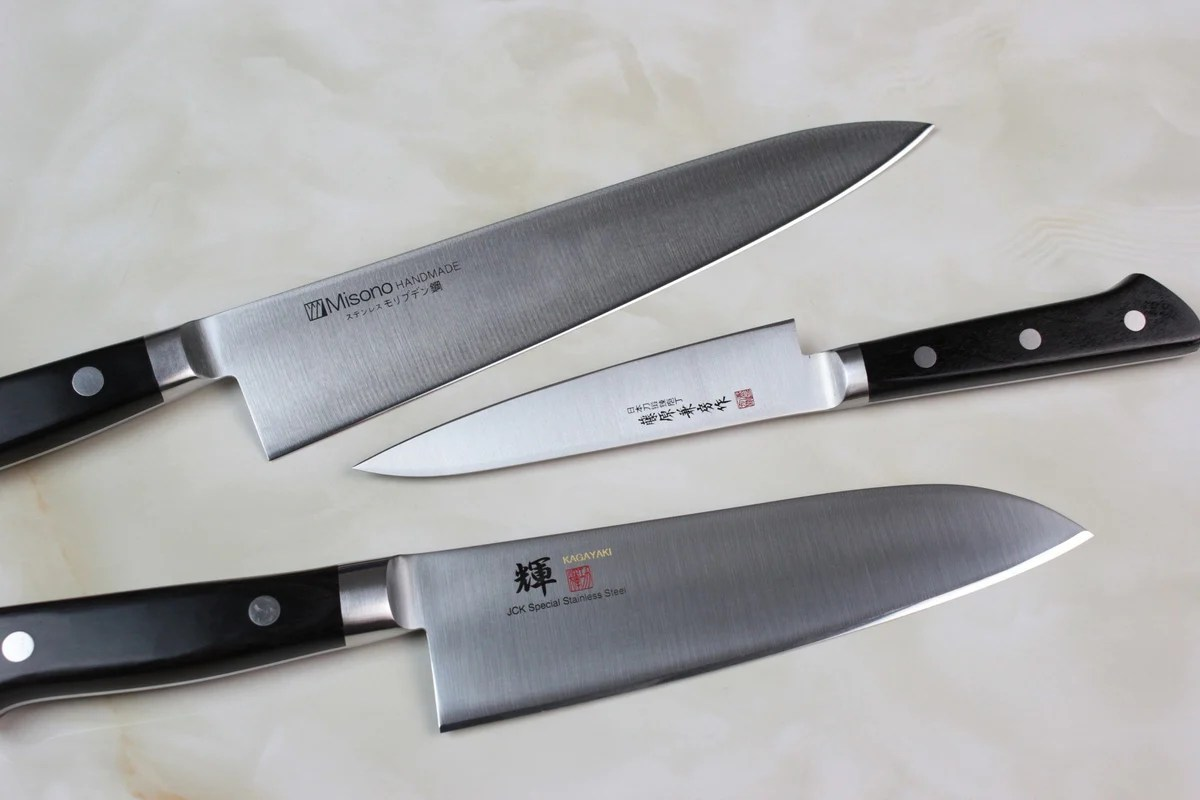 japanese kitchen knife island centerpiece knives chef store first