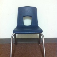 Artco Bell Chairs Cool Comfy 15 5in Uniflex Chair Navy Blue School Excess Student Rf