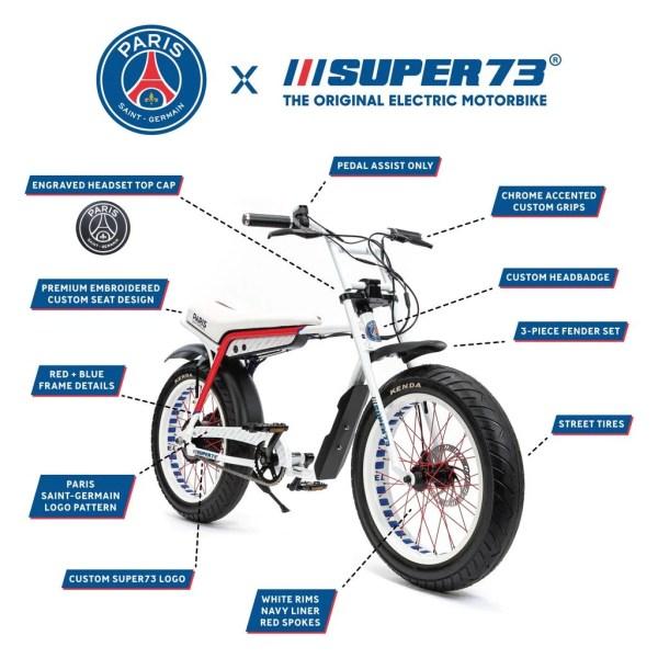 PSG SUPER73
