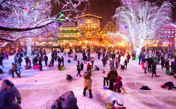 Winter Bachelorette Party Ideas | Winter Festival
