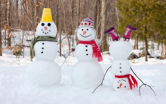 Winter Bachelorette Party Ideas | Snowmen