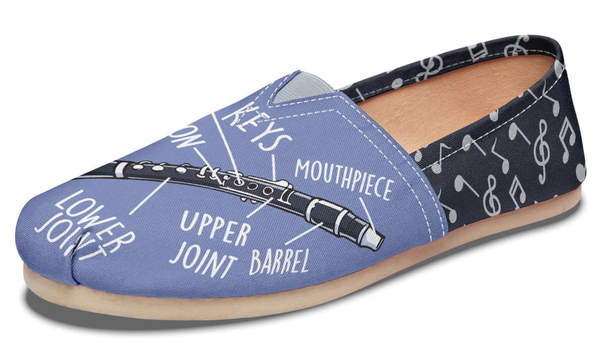 hight resolution of clarinet diagram casual shoes
