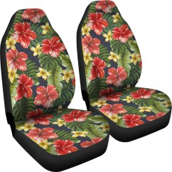 Hawaiian Chair Covers Indoor Plans Pattern Car Seat Groove Bags