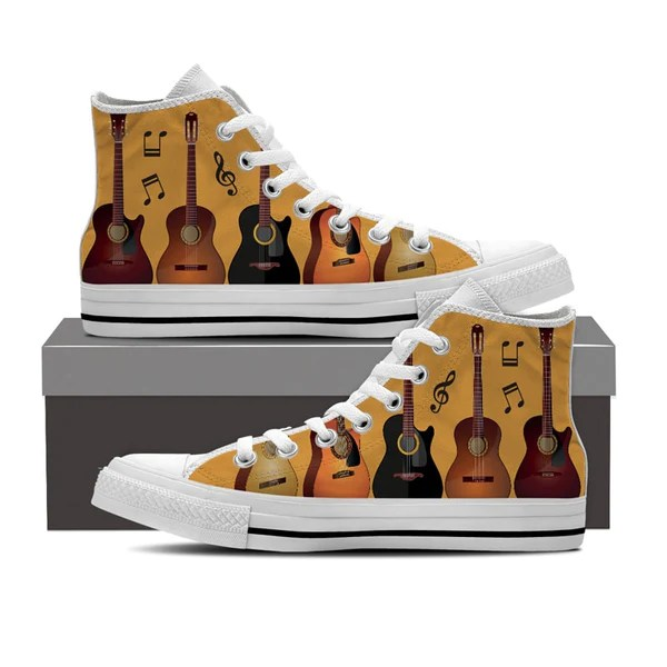 Guitar Shoes Canvas Guitar Shoes From Groove Bags